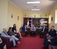 El Presidente del Parlamento Cultural Intercontinental, Ing. Khalid Asslami declarado Visitante Ilustre de la Universidad Nacional de Villarrica del Espíritu Santo en el marco del IV Seminario Internacional de Liderazgo e Innovación